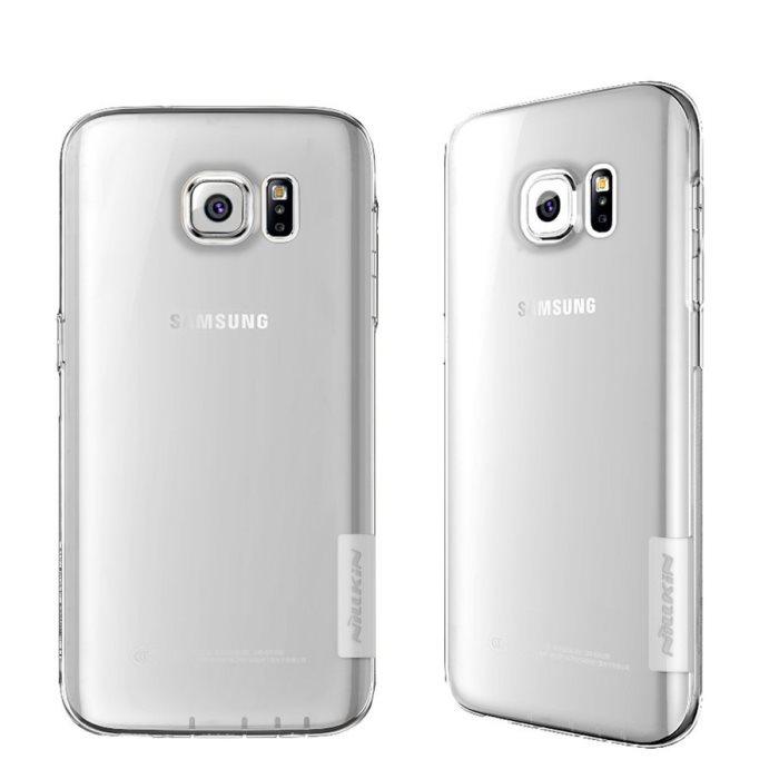 Puzdro Nillkin Nature TPU pre Samsung Galaxy S7 - G930F, Transparent