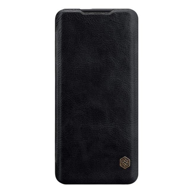 Puzdro Nillkin Qin Book pre OnePlus 7T Pro, Black 2449731