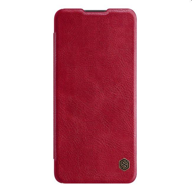 Puzdro Nillkin Qin Book pre OnePlus 8T, červené 2455397