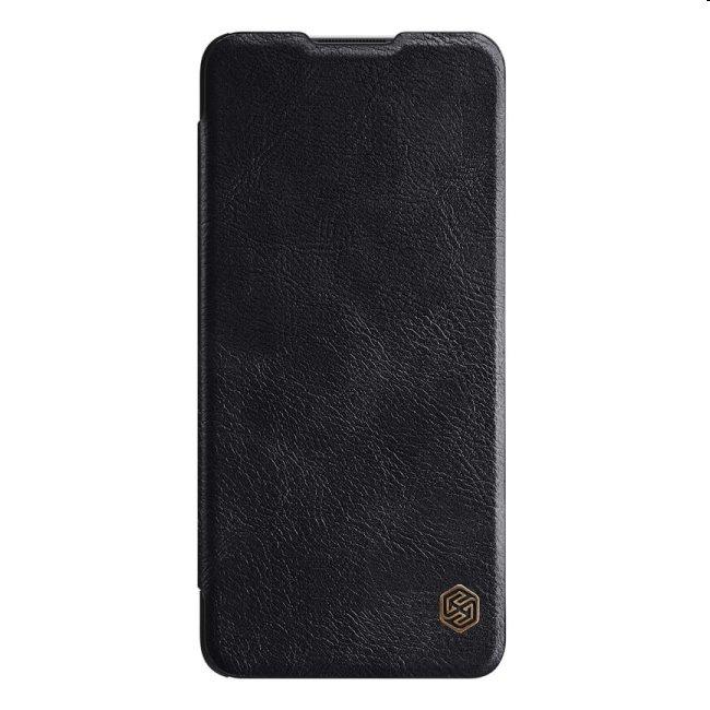Puzdro Nillkin Qin Book pre OnePlus 8T, čierne 2455396