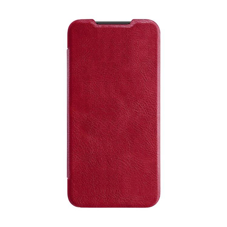 Puzdro Nillkin Qin Book pre Xiaomi Mi9 SE, Red