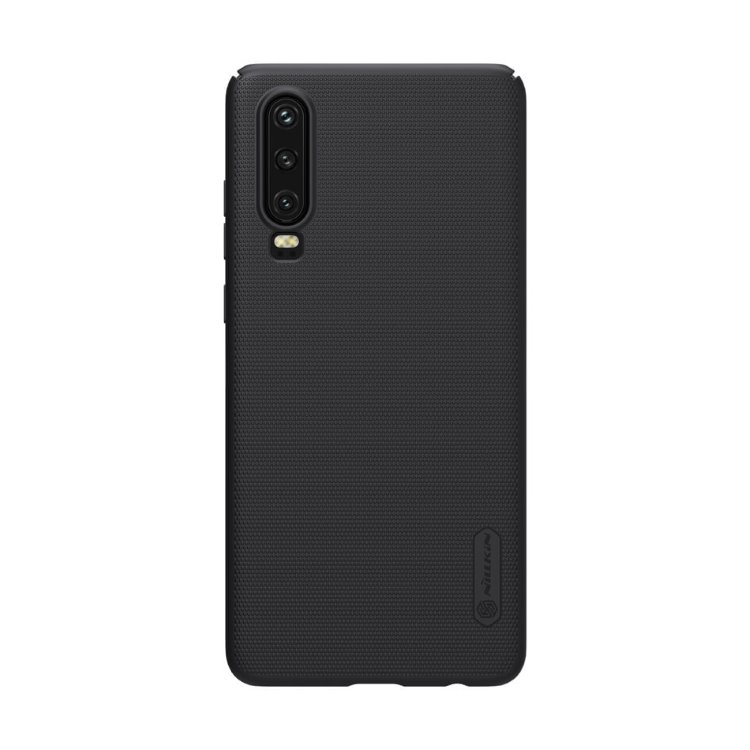 Puzdro Nillkin Super Frosted pre Huawei P30, Black