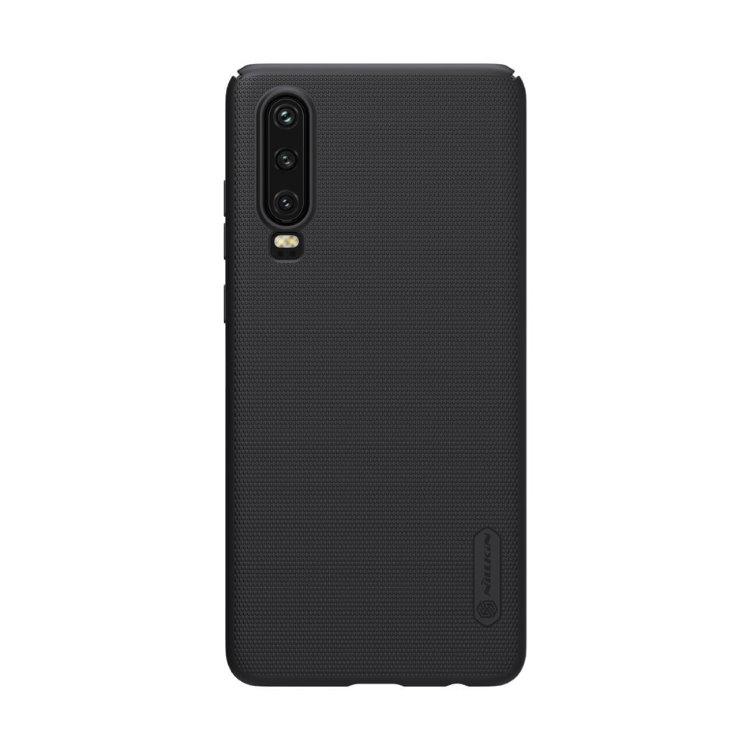 Puzdro Nillkin Super Frosted pre Huawei P30, Black