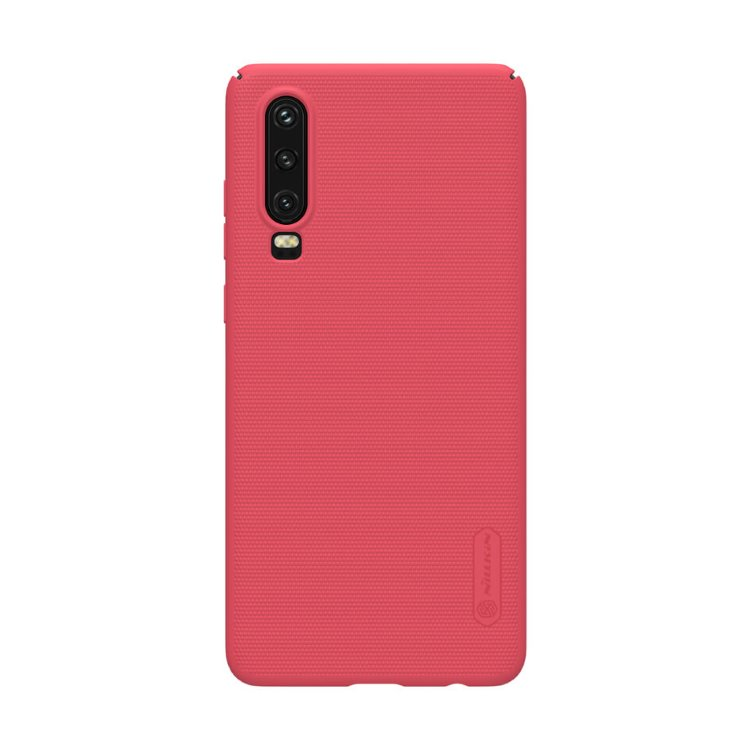 Puzdro Nillkin Super Frosted pre Huawei P30, Red