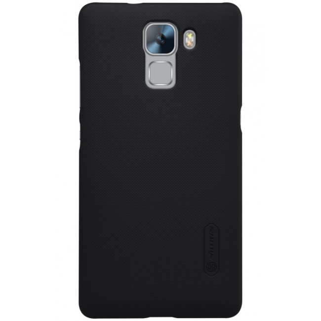 Puzdro Nillkin Super Frosted pre Huawei Y7, Black