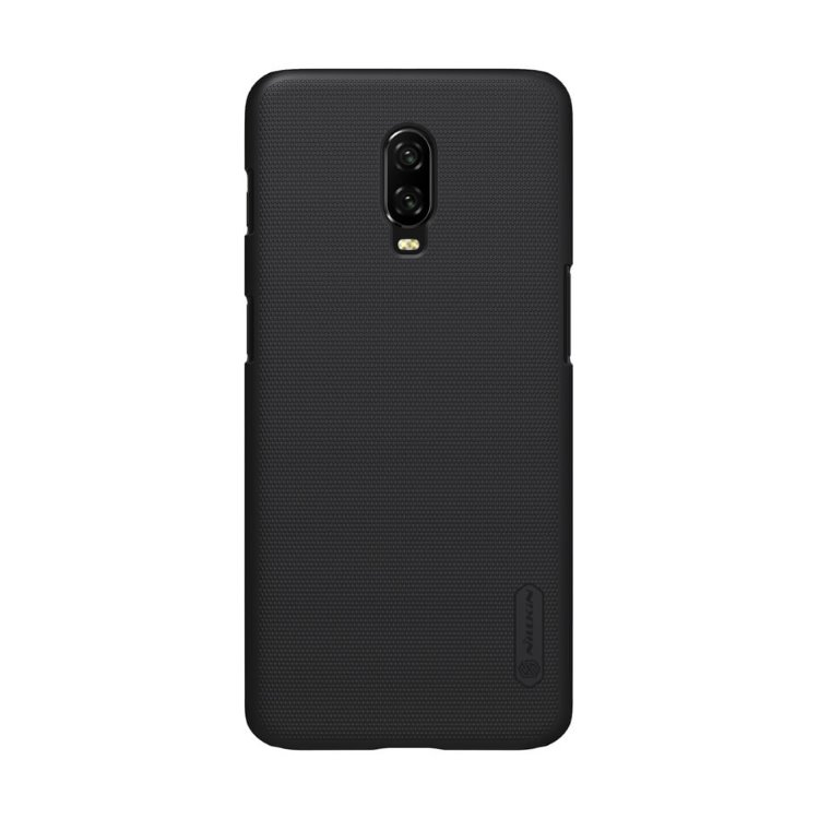 Puzdro Nillkin Super Frosted pre OnePlus 6T, Black