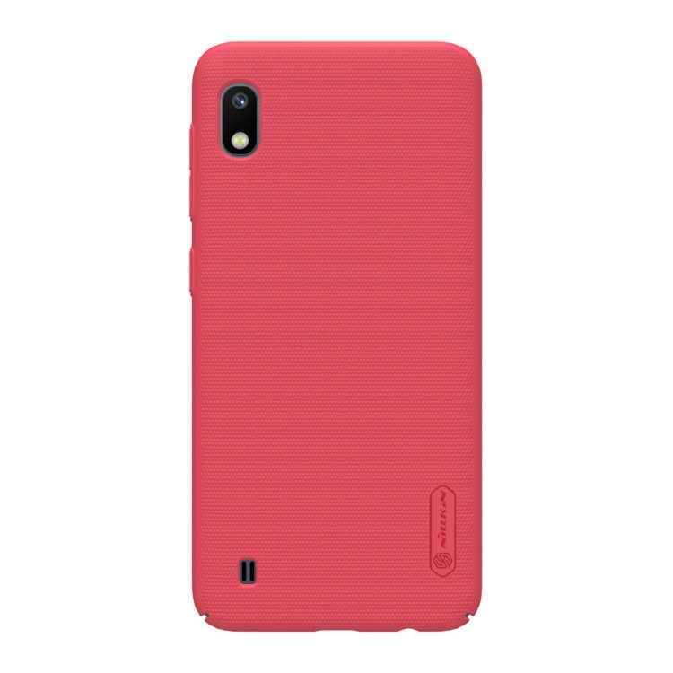 Puzdro Nillkin Super Frosted pre Samsung Galaxy A10 - A105F, Red