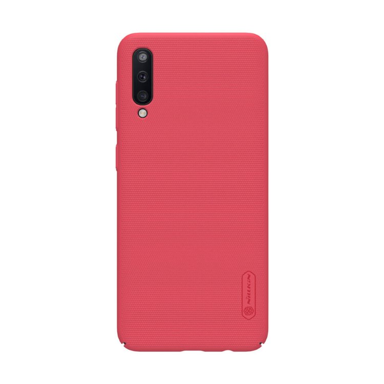 Puzdro Nillkin Super Frosted pre Samsung Galaxy A50 - A505F, Red