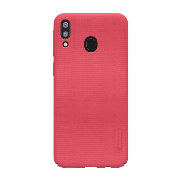 Puzdro Nillkin Super Frosted pre Samsung Galaxy M20 - M205F, Red