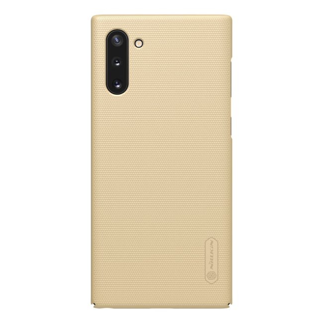 Puzdro Nillkin Super Frosted pre Samsung Galaxy Note 10, Gold