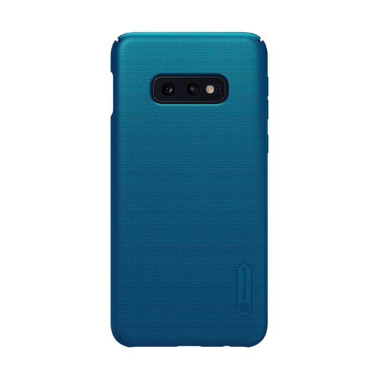 Puzdro Nillkin Super Frosted pre Samsung Galaxy S10e - G970F, Green