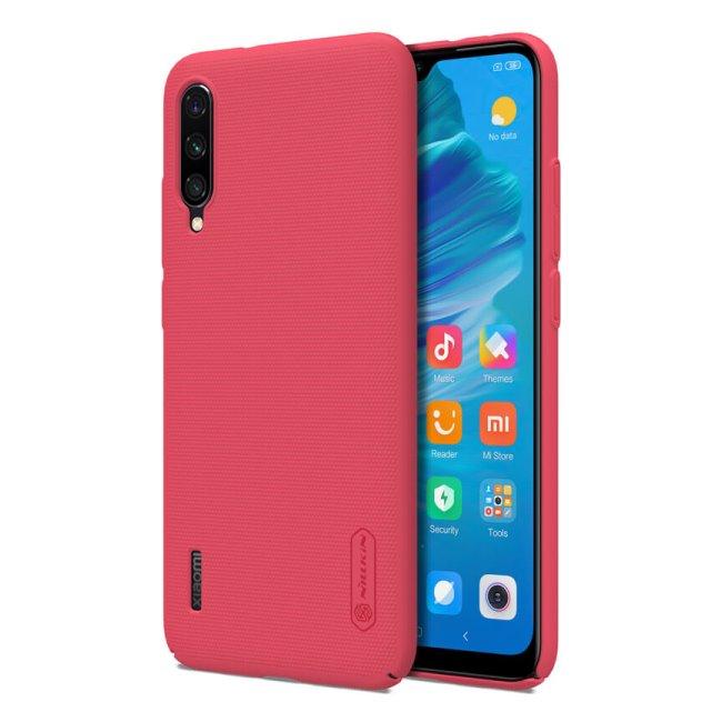 Puzdro Nillkin Super Frosted pre Xiaomi A3, Red