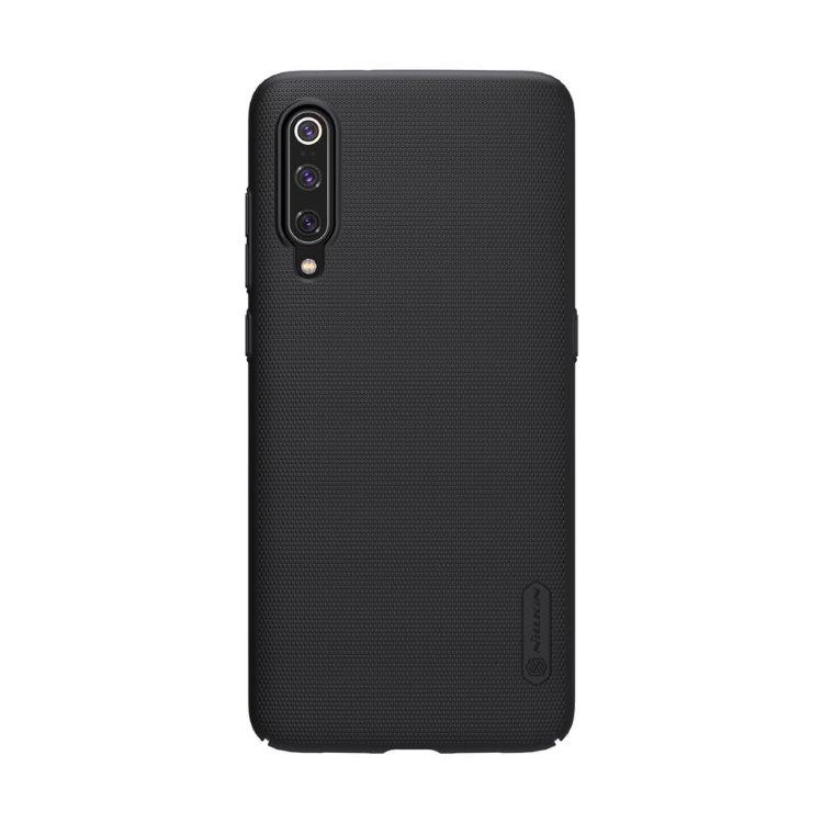 Puzdro Nillkin Super Frosted pre Xiaomi Mi9, Black