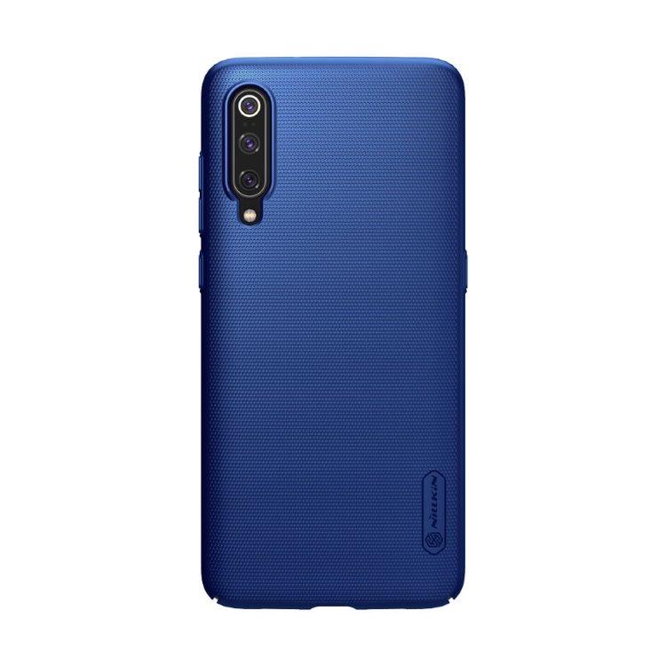 Puzdro Nillkin Super Frosted pre Xiaomi Mi9, Blue