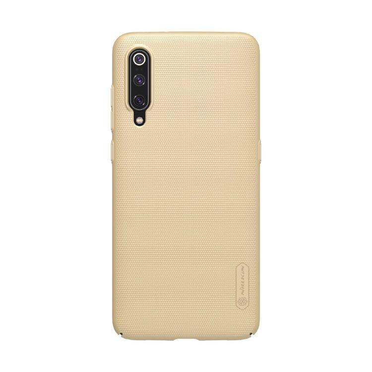 Puzdro Nillkin Super Frosted pre Xiaomi Mi9 SE, Gold