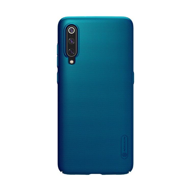 Puzdro Nillkin Super Frosted pre Xiaomi Mi9 SE, Green