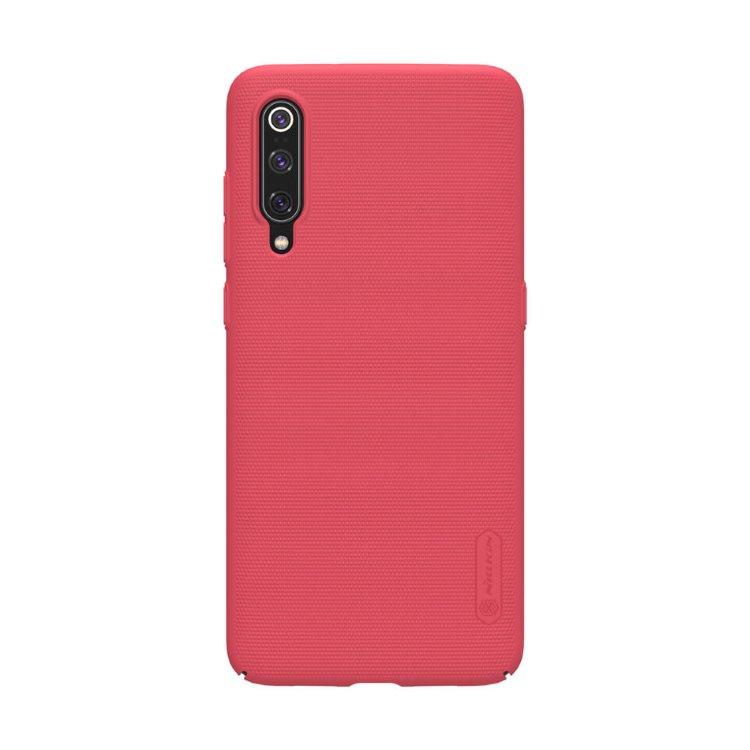 Puzdro Nillkin Super Frosted pre Xiaomi Mi9 SE, Red