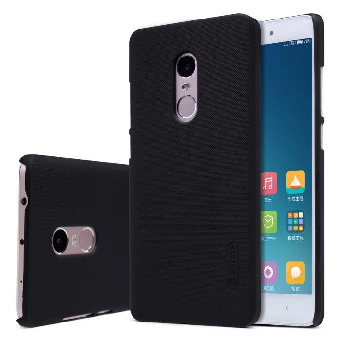 Puzdro Nillkin Super Frosted pre Xiaomi Redmi Note 4, Xiaomi Redmi Note 4X, Black