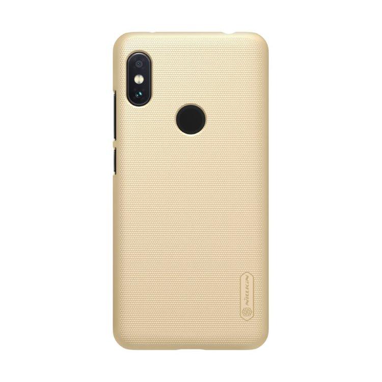 Puzdro Nillkin Super Frosted pre Xiaomi Redmi Note 6 Pro, Gold NIL167339