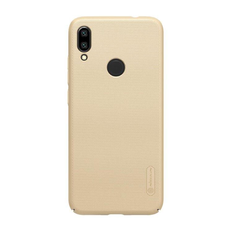 Puzdro Nillkin Super Frosted pre Xiaomi Redmi Note 7, Gold NIL172708