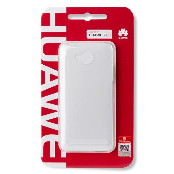 Puzdro originálne pre Huawei Y5II, White