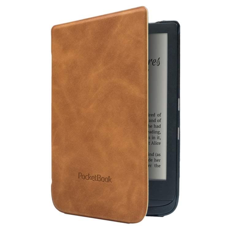 Puzdro originálne pre Pocketbook 616, 627, 628, 632 a 633, Brown