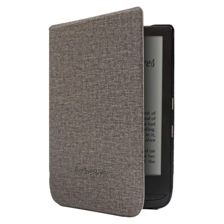 Puzdro originálne pre Pocketbook 616, 627, 628, 632 a 633, gray