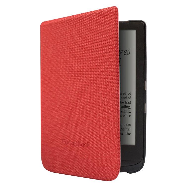 Puzdro originálne pre Pocketbook 616, 627, 628, 632 a 633, Red