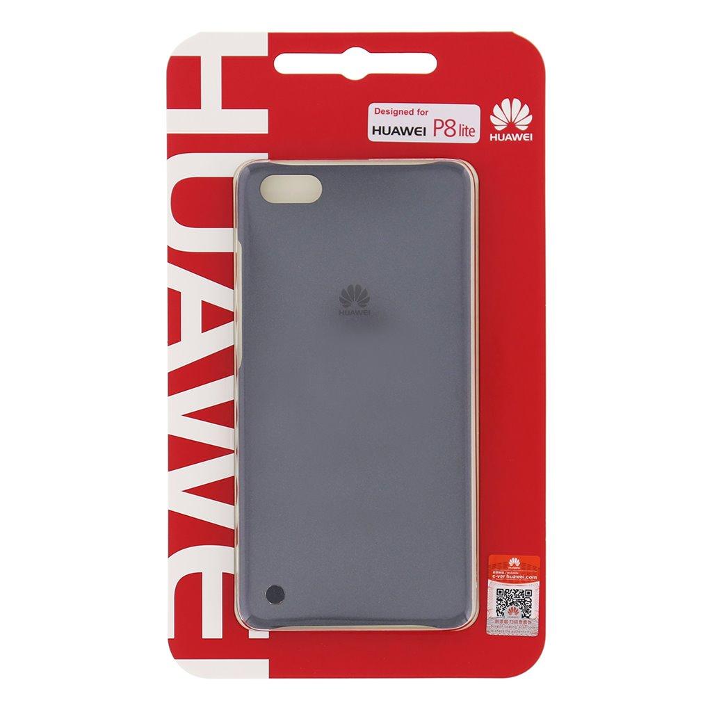 Puzdro originálne Protective Cover pre Huawei P8 Lite, Grey