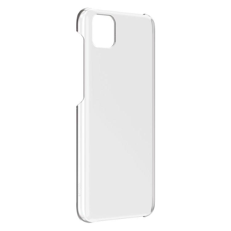 Puzdro originálne Protective Cover pre Huawei Y5p, Transparent