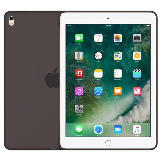 Puzdro originálne Silicone Case pre Apple iPad Pro 9.7, Cocoa