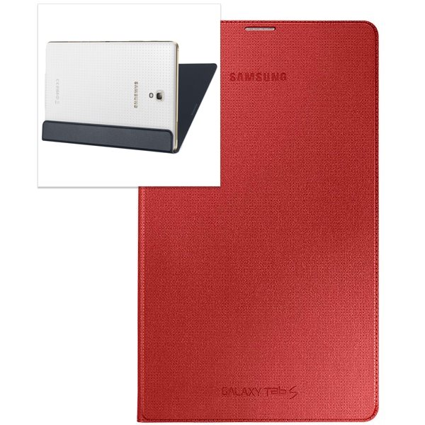 Puzdro origin�lne Simple Cover EF-DT700B pre Samsung Galaxy Tab S 8.4 - T700/T705, Red