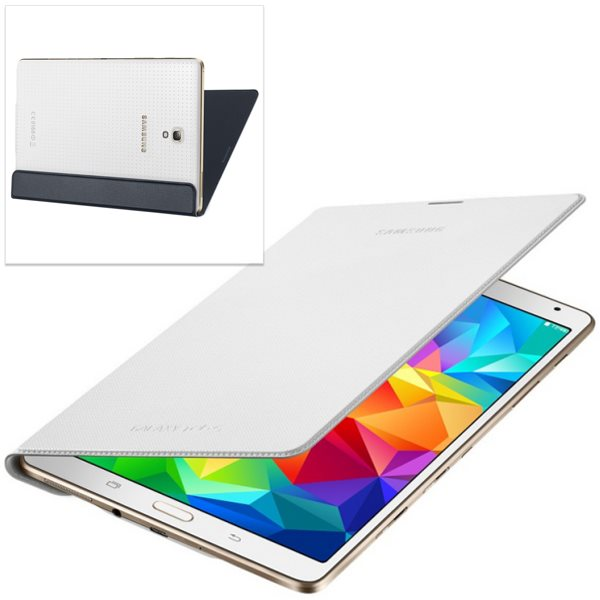 Puzdro origin�lne Simple Cover EF-DT700B pre Samsung Galaxy Tab S 8.4 - T700/T705, White