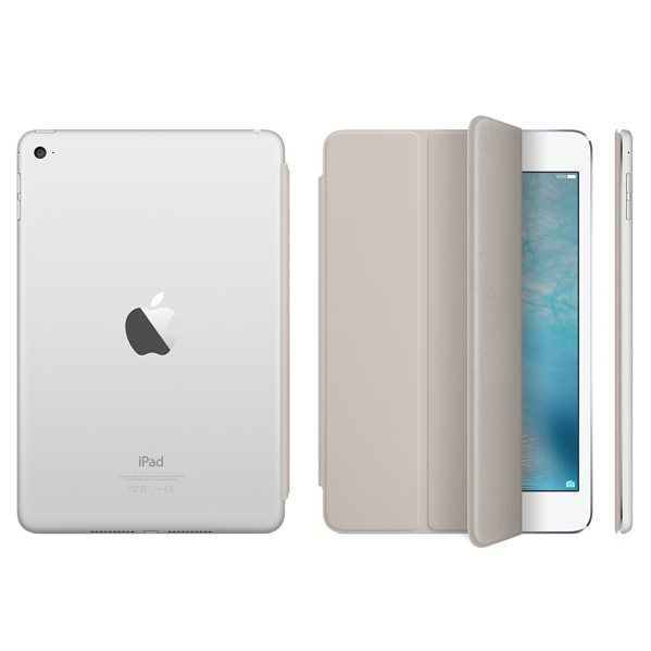 Puzdro origin�lne Smart Cover pre Apple iPad Mini 4, Stone