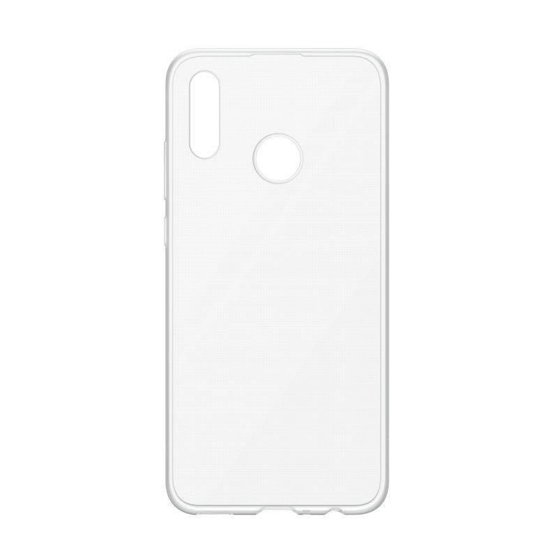 Puzdro originálne TPU Cover pre Huawei P Smart Z, Transparent