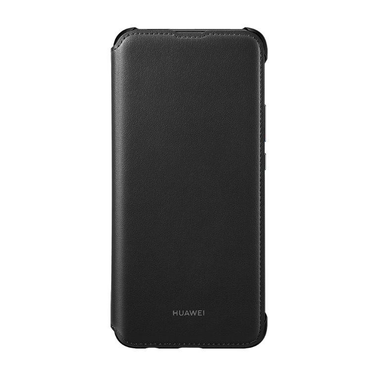 Puzdro originálne Wallet pre Huawei P Smart Z, Black