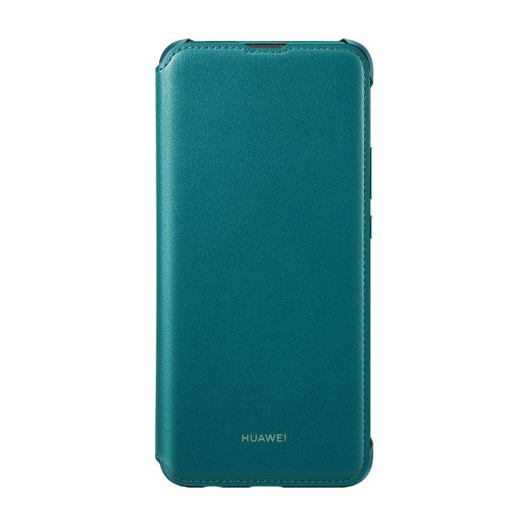 Puzdro originálne Wallet pre Huawei P Smart Z, Green