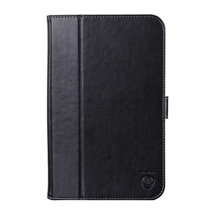 Puzdro Prestigio PTCL0208 kožené rotujúce pre Váš tablet, Black