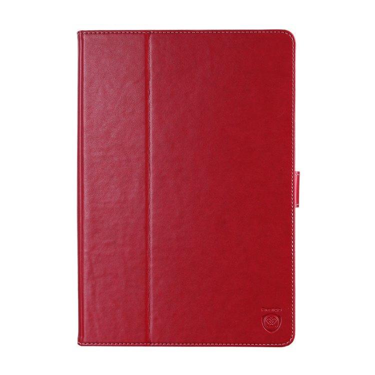 Puzdro Prestigio PTCL0208 kožené rotujúce pre Váš tablet, Red