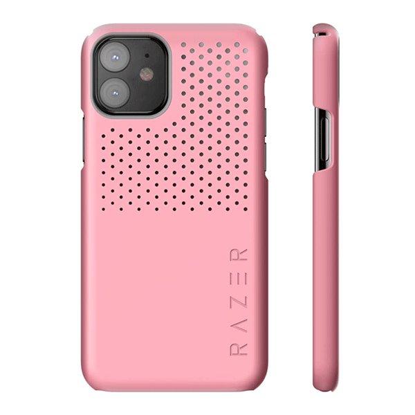 Puzdro Razer Arctech Slim pre iPhone 11, ružové