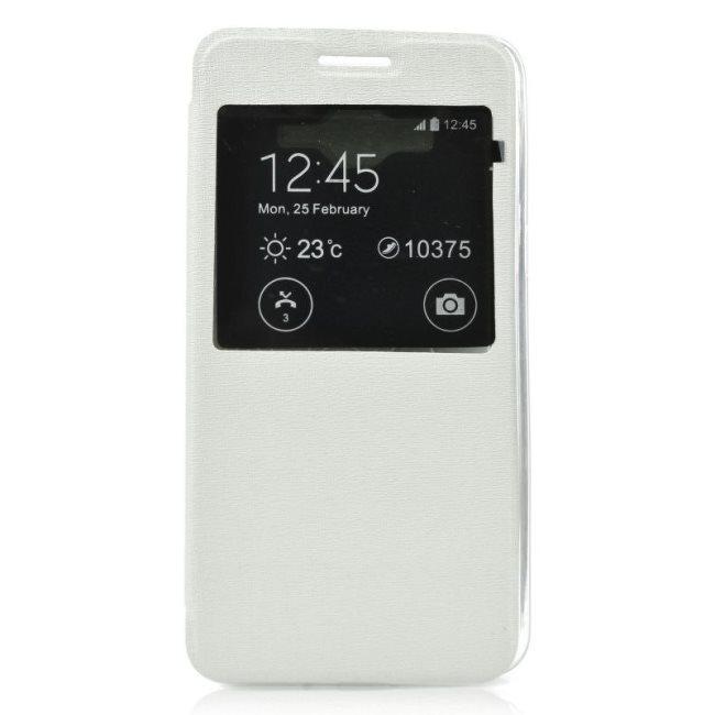 Puzdro S-VIEW pre LG G3 - D855, White