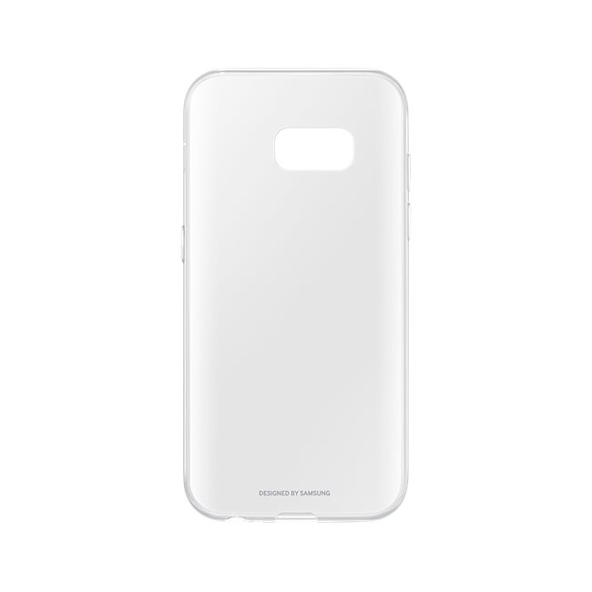 Puzdro Samsung Clear Cover EF-QA520T pre Samsung Galaxy A5 2017 - A520F, Transparent
