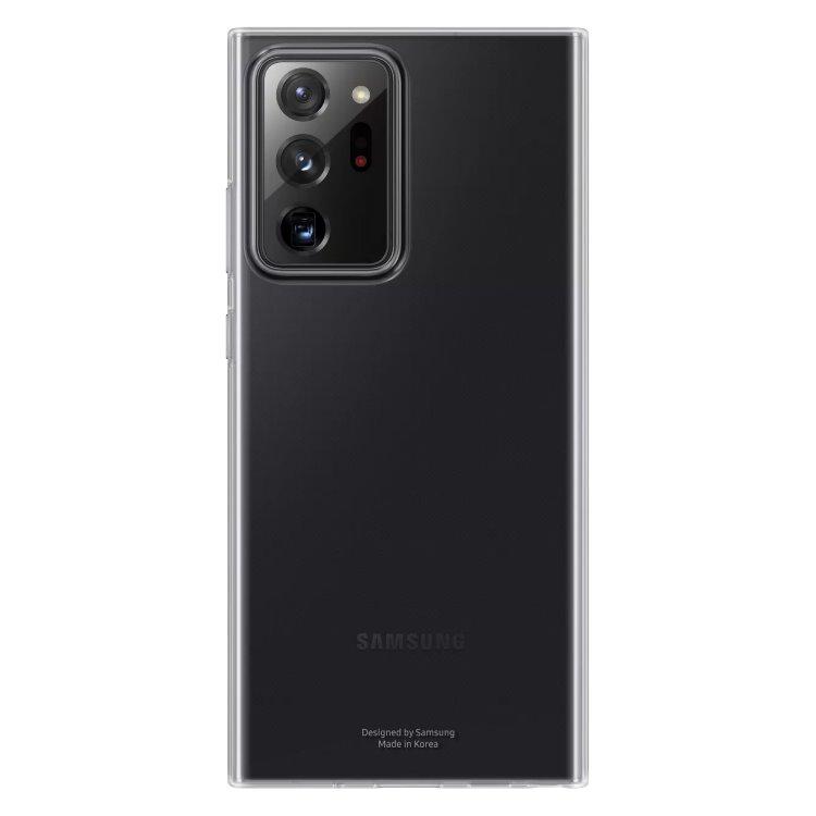 Puzdro Samsung Clear Cover pre Galaxy Note 20 Ultra 5G - N986B, transparent (EF-QN985TTE)