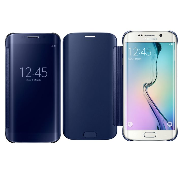 Puzdro Samsung Clear View Cover EF-ZG925B