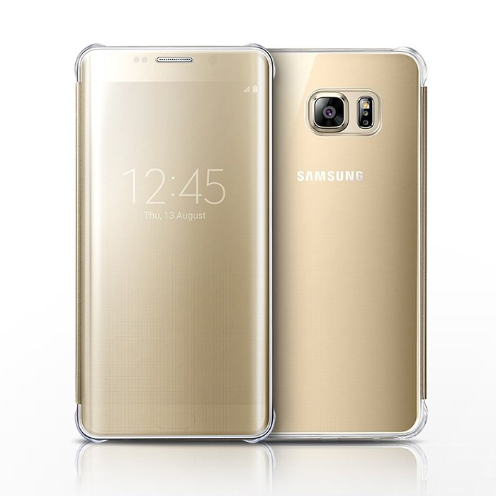 Puzdro Samsung Clear View Cover EF-ZG928C