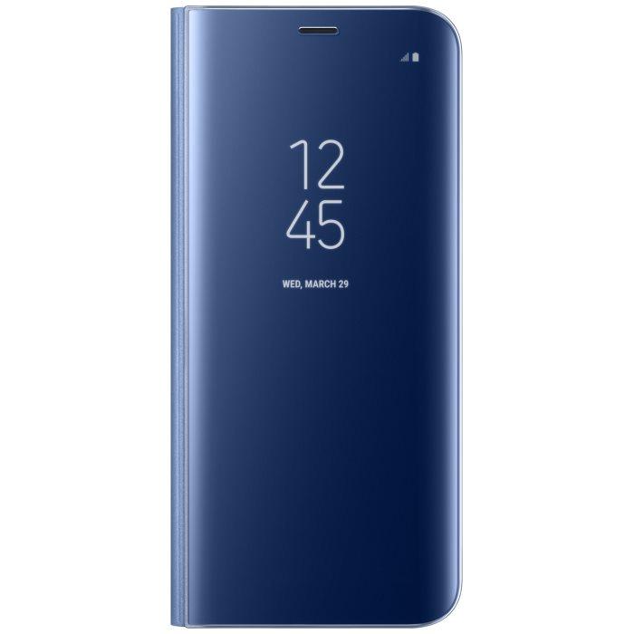 Puzdro Samsung Clear View EF-ZG950C pre Samsung Galaxy S8 - G950F, Blue