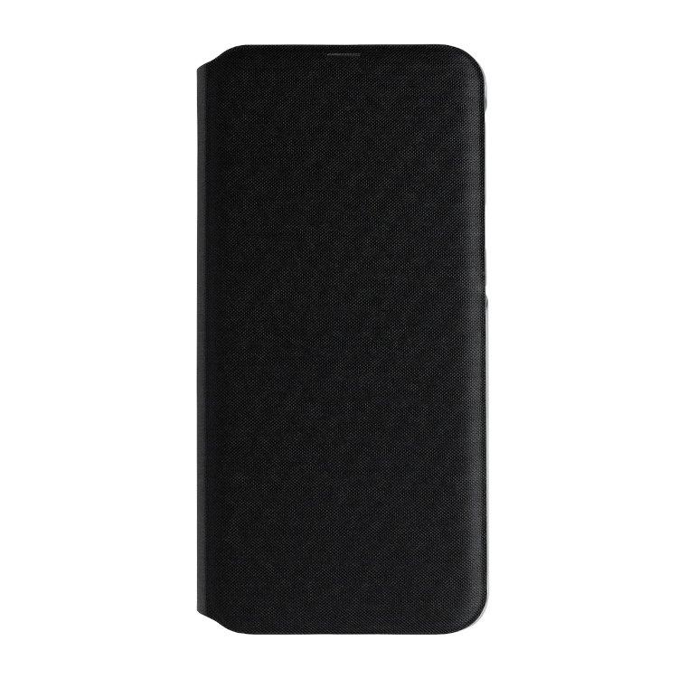 Puzdro Samsung Flip Wallet Cover EF-WA405P pre Samsung Galaxy A40 - A405F, Black
