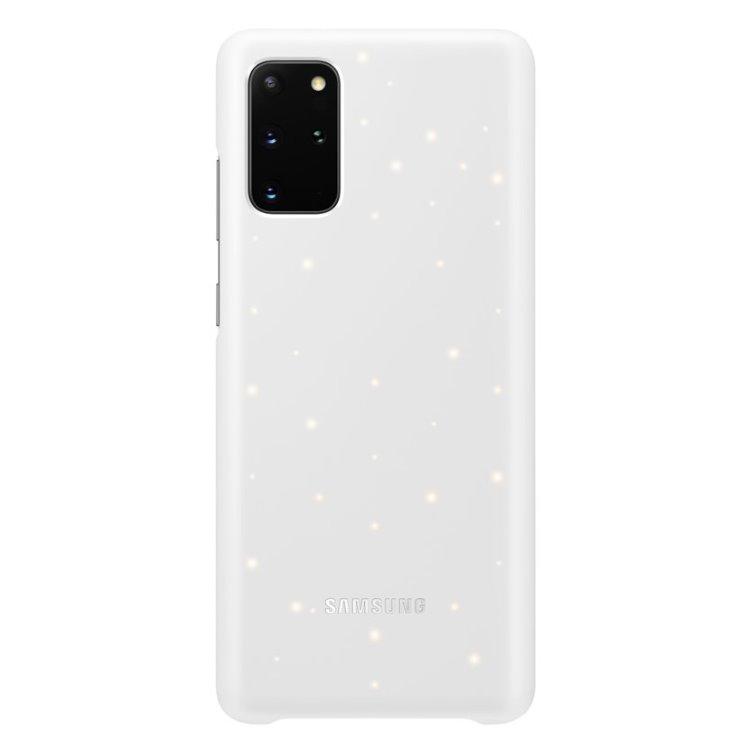 Puzdro Samsung LED Cover EF-KG985CWE pre Samsung Galaxy S20 Plus - G985F, White
