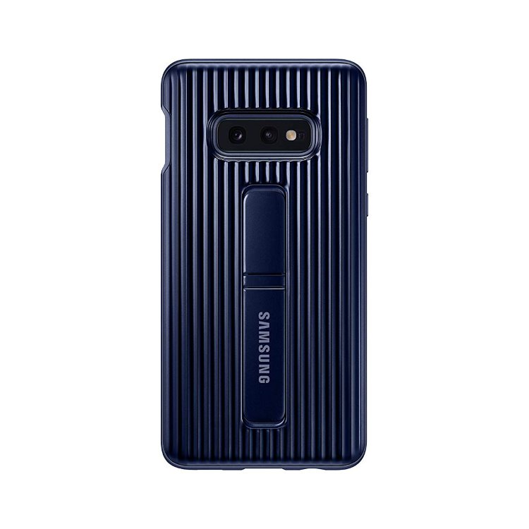 Puzdro Samsung Protective Standing Cover EF-RG970CLE pre Samsung Galaxy S10e - G970F, Blue