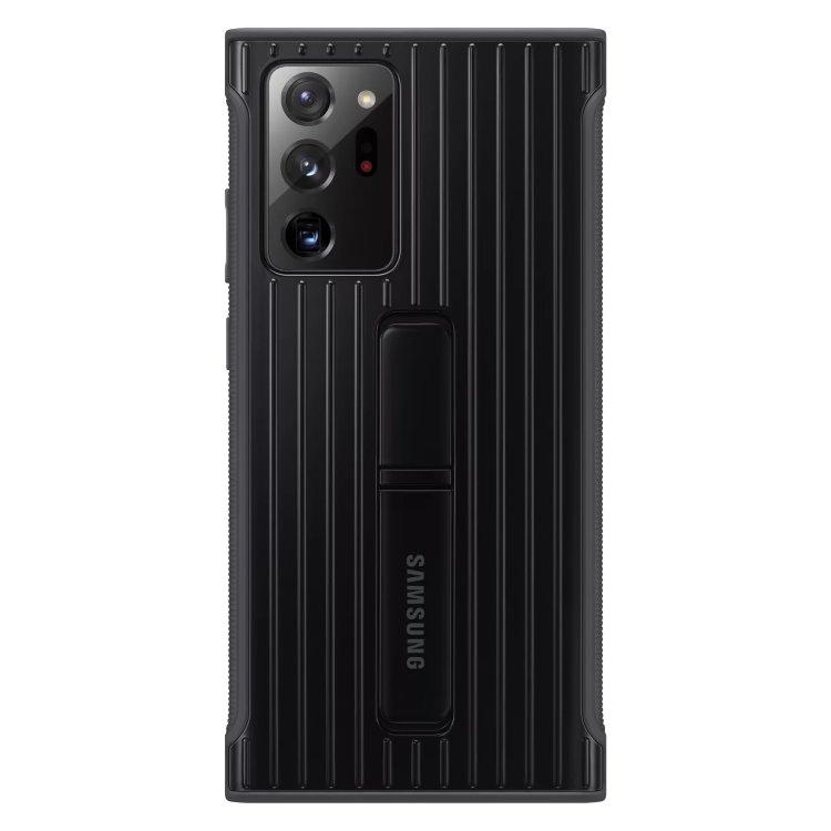 Puzdro Samsung Protective Standing Cover pre Galaxy Note 20 Ultra 5G - N986B, black (EF-RN985CBE)